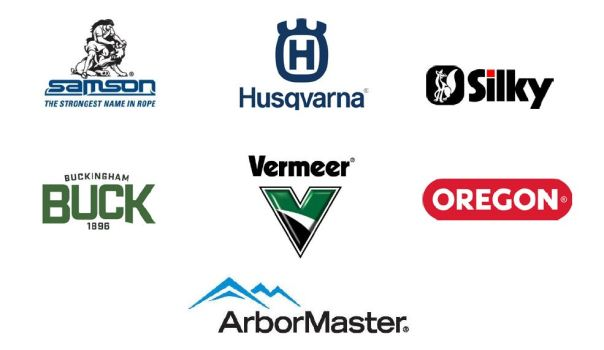 Arbormaster prize package sponsors